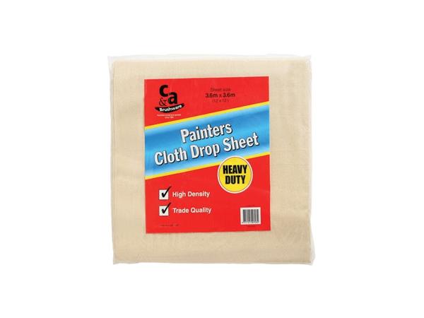 C&A Cloth Drop Sheet