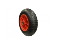Pneumatic Wheel Poly Rim 400mm x 100mm