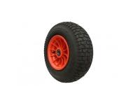 Pneumatic Wheel Poly Rim 420mm x 155mm