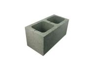 Concrete Grey Block Full Length