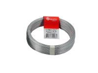 Whites Tie Wire Galv 1.25MM X 50M