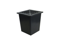 Everhard Rainwater Pit with Polymer Grate