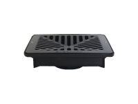 Flo-way™ Shallow Pit with Polymer Grate