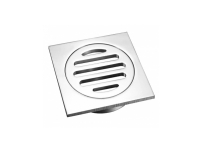 Floor Grate - Square 80MM Short Tail