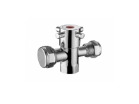 Right Angle Stops - Dual ISO Stop 1/4 Turn C/Disc Capstan